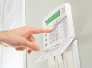 Installation alarme anti-intrusion