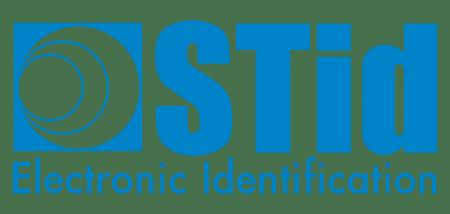 logo STid HD bleunew