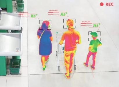 Caméra thermographique, un système de prévention de la fièvre